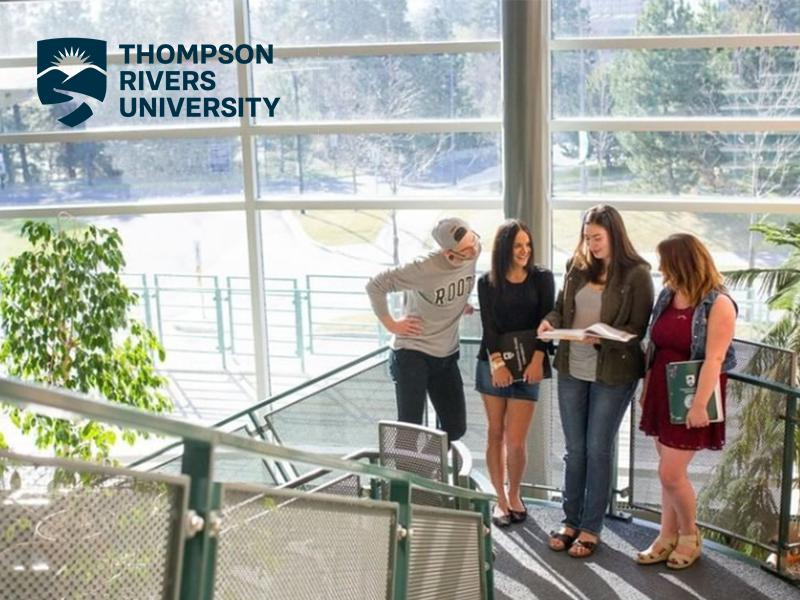 31 Мая последний день подачи документов в Thompson Rivers University