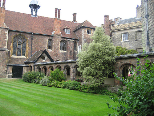 Corpus Christi College, Cambridge University